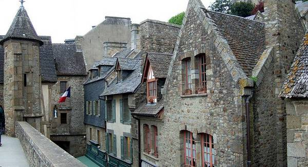 Saint-Michel, el monte de las mil leyendas 4
