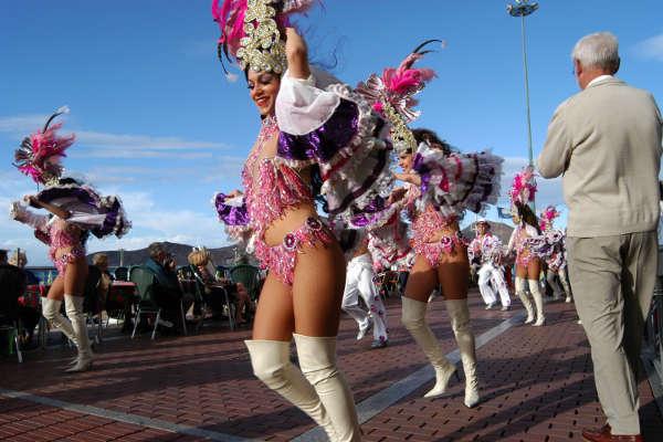Disfrutar de los carnavales 2013... ¡En las Islas Canarias! 3