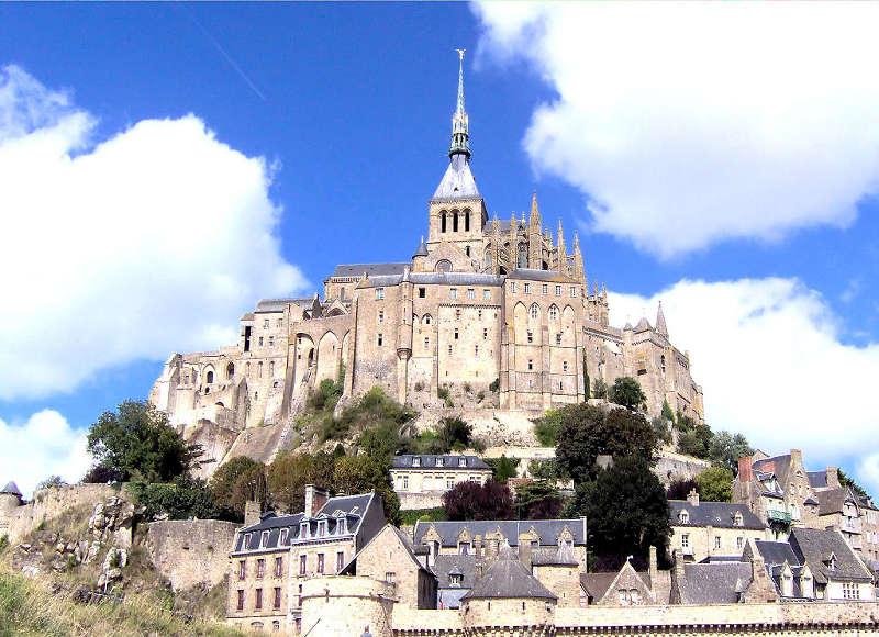 Saint-Michel, el monte de las mil leyendas 2