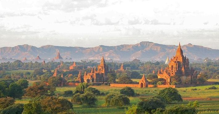 Los templos budistas de Bagan 3