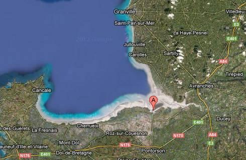 Saint-Michel, el monte de las mil leyendas 1