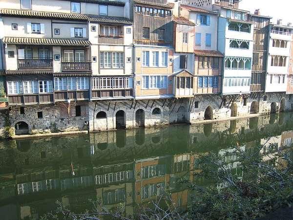 Agoût, ruta cátara del Albigeres, Francia