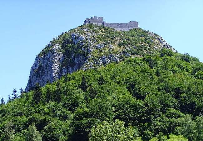 Montsegur, rutas de los castillos cátaros