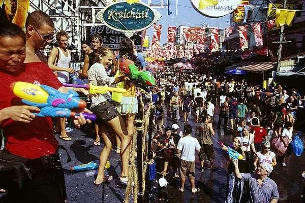A dos semanas del Songkran o Año Nuevo tailandés 3