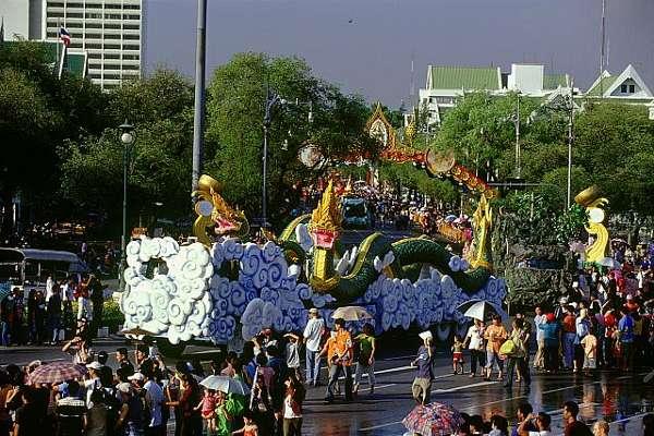 A dos semanas del Songkran o Año Nuevo tailandés 4