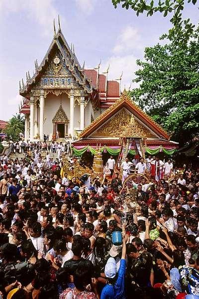 A dos semanas del Songkran o Año Nuevo tailandés 6