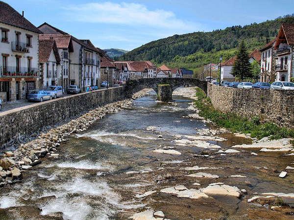 Ochagabía Navarra