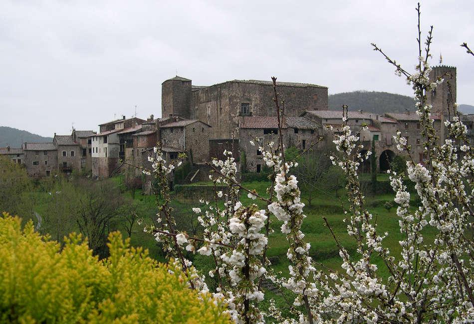 Santa Pau Gerona