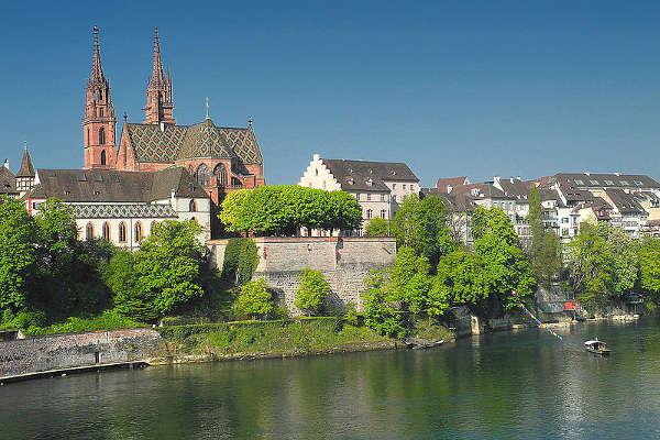Catedral de Basilea, Basel, Suiza