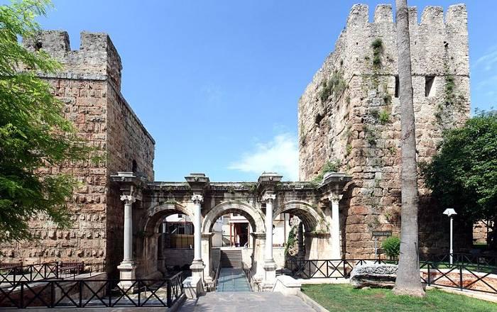 Antalya Hadrian's Gate