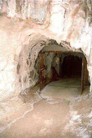 Cardona, mina de Sal