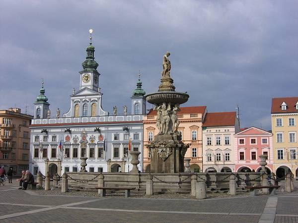 České Budějovice, República Checa
