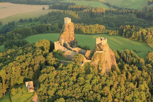 Castillo Trosky, Paraíso Bohemio, República Checa