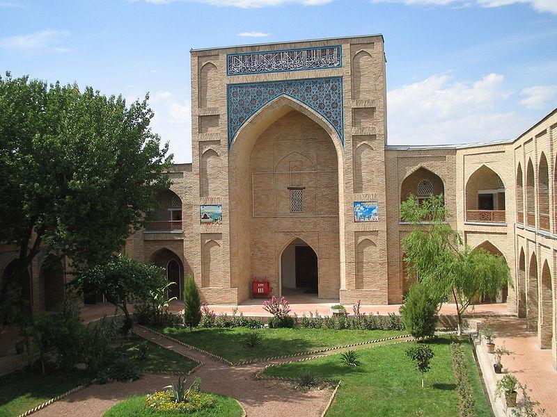 Madraza de Kukaldosh, Taskent, Uzbekistán