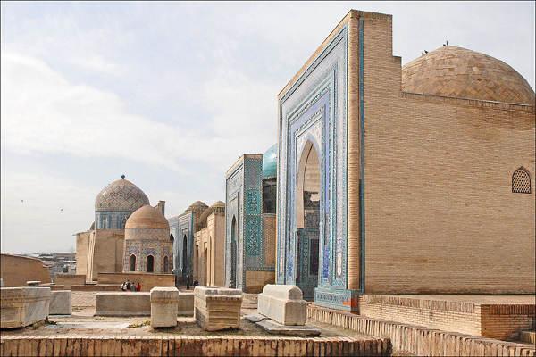 Mausoleos de Samarcanda, Uzbekistán