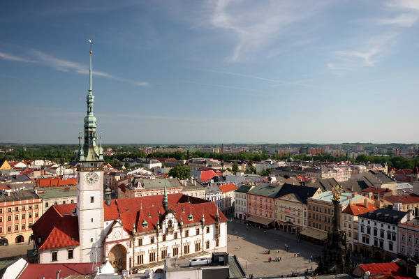 Olomouc, Olmütz, República Checa