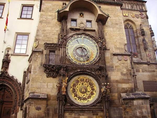 Reloj Astronómico, Praga, República Checa