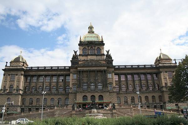 Museo Nacional, Praga, República Checa