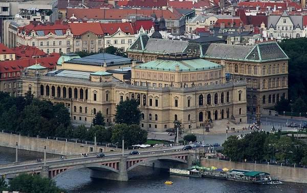 Rudolfinum, Praga, República Checa