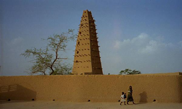 Agadés, en Níger