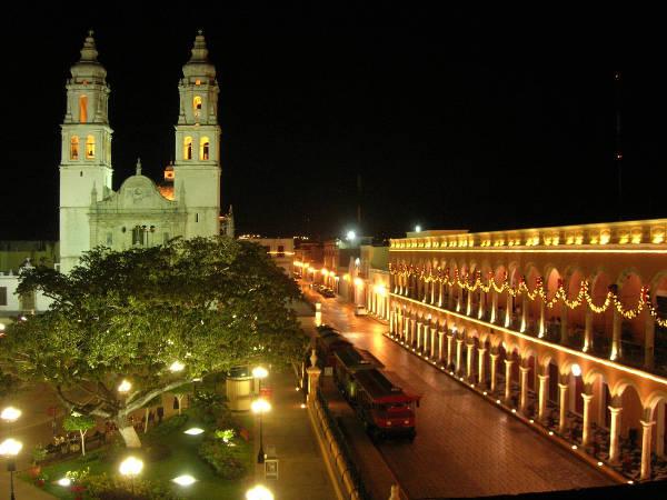 San Francisco de Campeche, Campeche, México