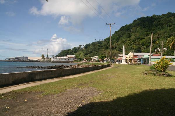 Levuka, en islas Fiyi