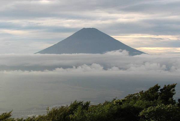 Monte Fuji, Fujisan, Japón
