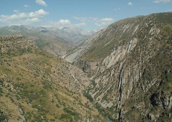 Tayik National Park, Tayikistán