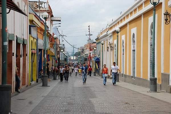 Valencia, en Venezuela
