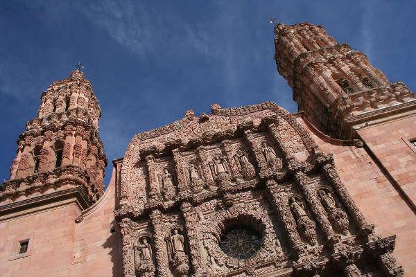 Zacatecas, en México