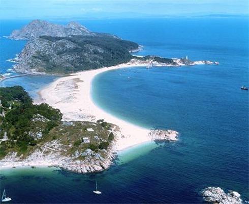 Playa de Rodas, Islas Cíes, Pontevedra