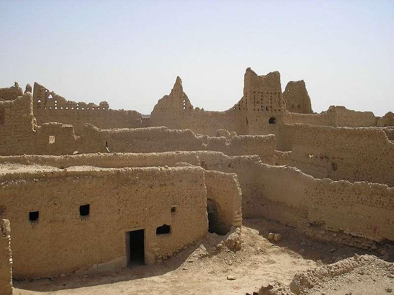 Diriyah, Riad, Arabia Saudí