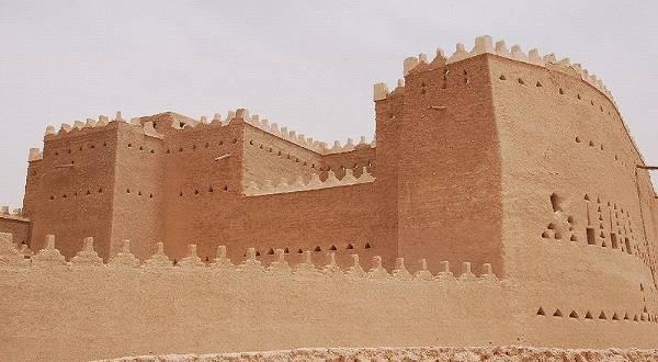 Palacio de Saad Ben Saud, Diriya, Riad, Arabia Saudí