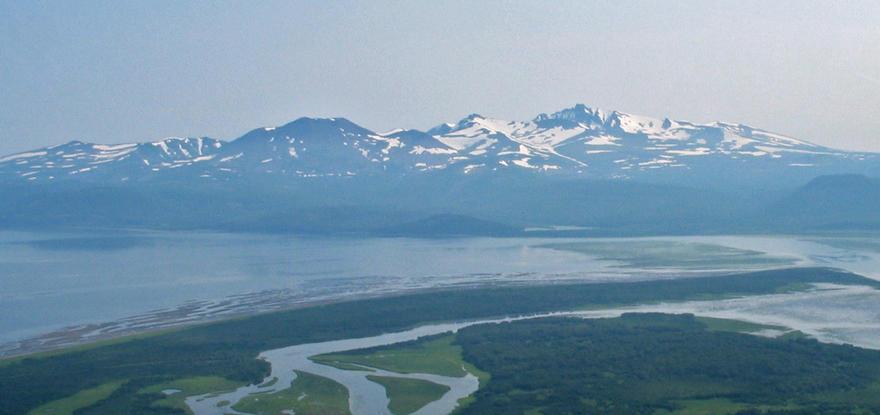 Kamchatka, volcanes