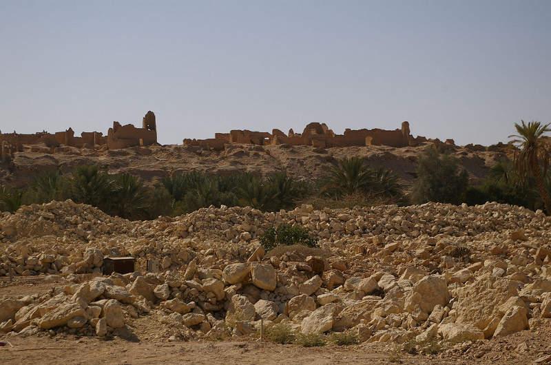 Oasis de Dariyah, Riad, Arabia Saudí