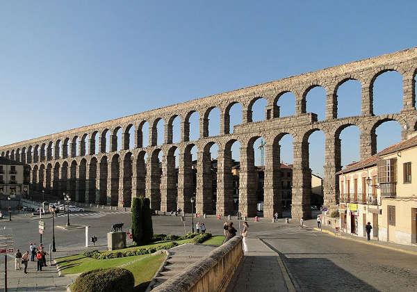 Acueducto romano de Segovia, Segovia