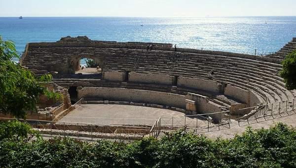 Teatro romano de Tarragona, Tarragona