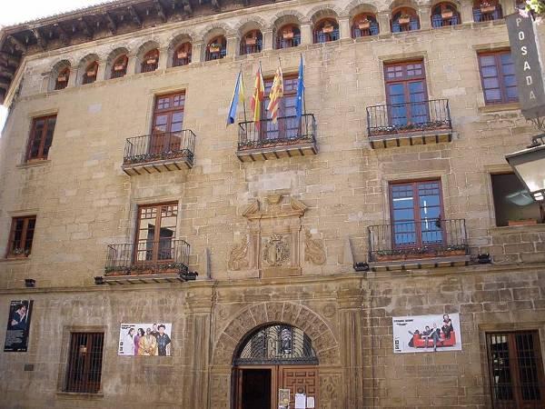 Lonja de Sos del Rey Católico, Zaragoza