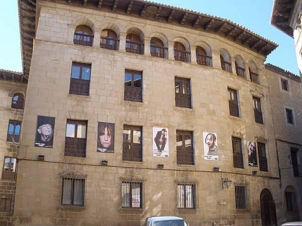 Palacio Isidoro Gil de Jaz, Sos del Rey Catolico, Zaragoza