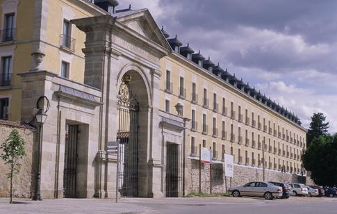 Casa de los Infantes, Parador de La Granja, Segovia