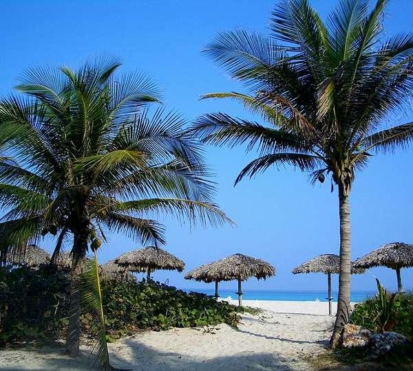 Playa de Varadero, Cuba. Foto: Dinkum, Wikimedia Commons.