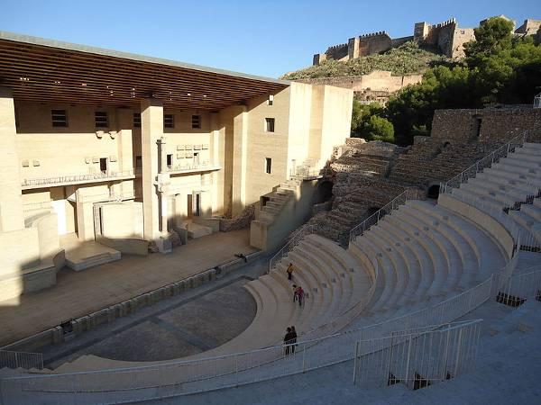 Teatro romano de Sagunto, Sagunto, Valencia