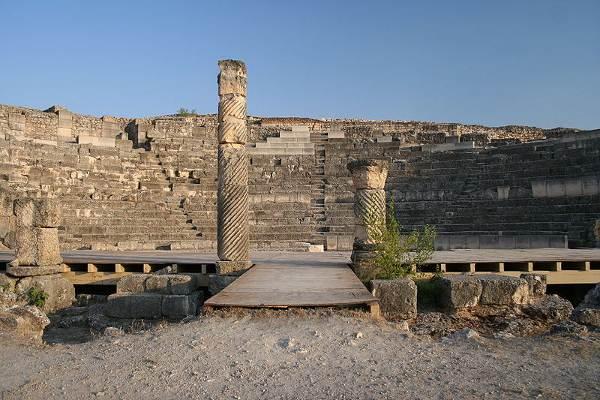 Teatro romano de Segóbriga, Cuenca