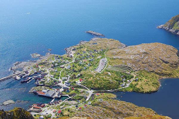 Å, Lofoten, Noruega