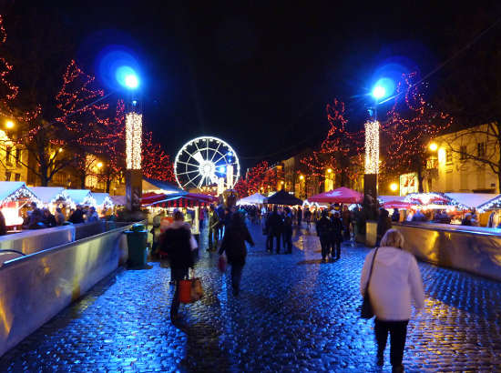Mercadillo de Navidad de Bruselas, Bélgica