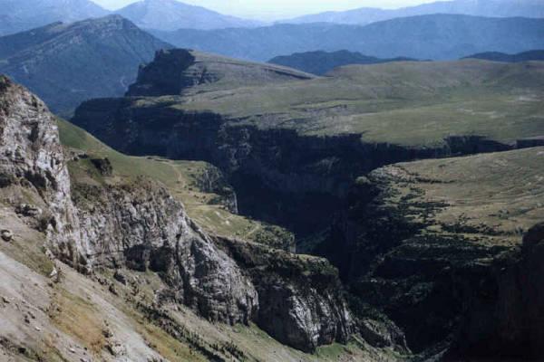 Cañón de Ordesa, Huesca