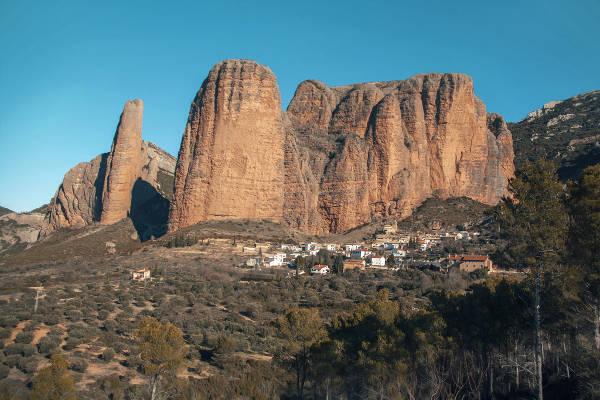 Mallos de Riglos, Aragón
