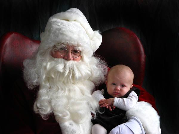 Papá Noel, Santa Claus