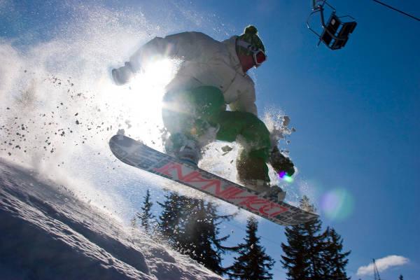 Resort de Esquí de St Anton