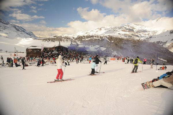 Resorts de Esquí en Val d'Isere